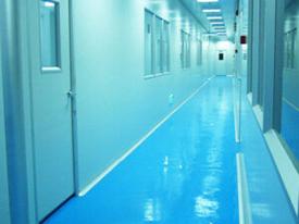 اتاق تمیز بیمارستان